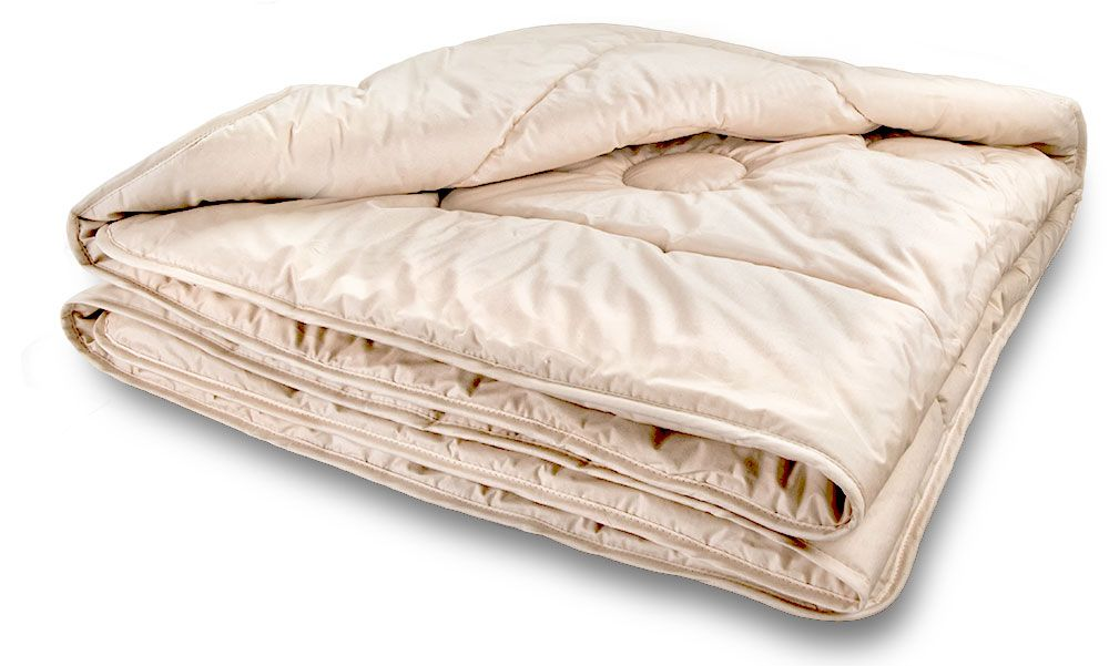 Wool Quilted Duvet
